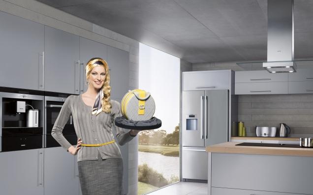 Siemens Bu Mutfağı Yarattı