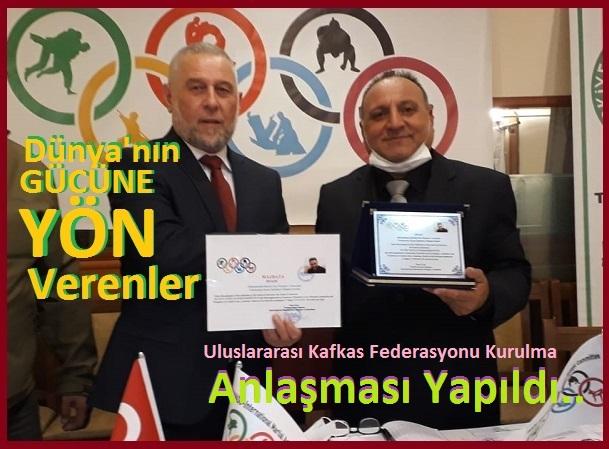Uluslararası Savaş Sanatları Olimpik Komitesi'nin Misafirleri Türkiye'de..!