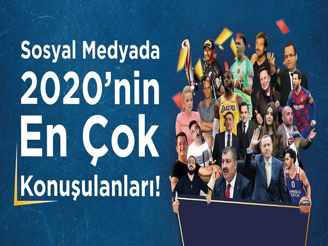 Sosyal Medyada 2020'nin En Çok Konuşulanları!